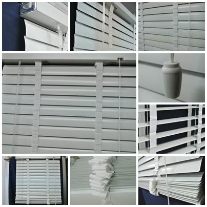 50mm Aluminum Venetian Blinds With Ladder Tape For Window