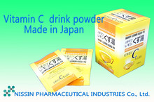 Honey and Lemon drink powder for your health, made in japan
