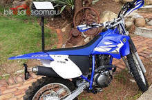 For The New 2007 Yamaha TTR230A