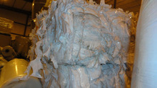 PE/PA/PET WHITE FILM BALES --HURRY! CONTACT FOR DETAILS