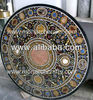 Marble Tables Top With Inlaid Semi Precious Gemstones
