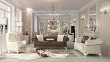 Ferforje Avangarde Sofa Set