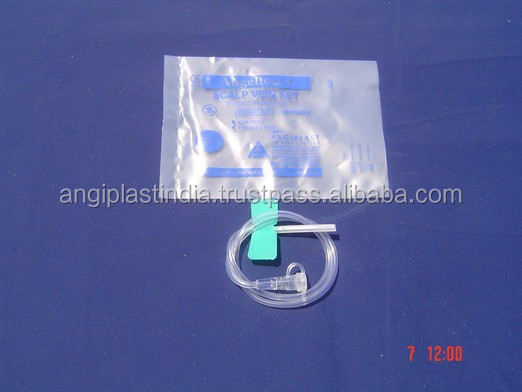 Infusion Set Manufacturers Scalp Vein Set For Infusion