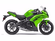 GOOD 2012 Kawasaki Ninja 650R NEW