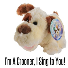 Close to You Hand Puppet Dog (24 units/case)