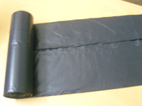 Big thickness with taking heavy hdpe plastic bags 25kg