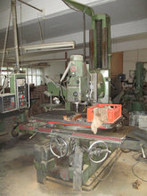 ZIMMERMANN FZ4 bed type milling machine - vertical
