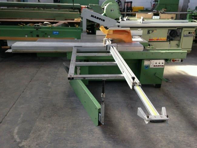 Sliding Table Saw Martin T78 - Buy Sliding Table Saw Product on ...