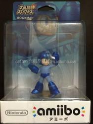 Brand New Amiibo Nintendo Rockman Megaman Figure
