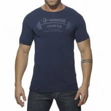 Wholesale the fashionable mens 100% cotton printed t-shirts for gym