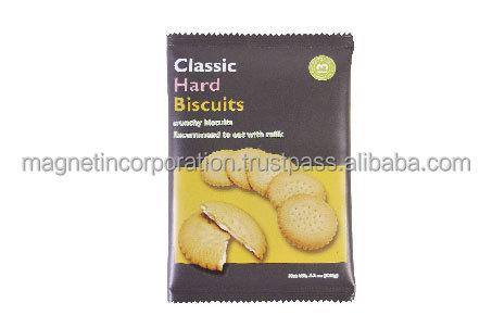 Snack Packaging Design iPad Leather Case for iPad and iPad mini (Biscuit / Potato Chips)