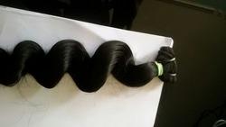 buy dark brown 100% virgin indian afro kinky bulk human hair