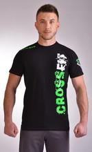 T-Shirt BERSERK CROSSFIT SPRINT HILL black