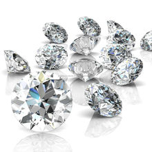 Hot-selling and High quality loose diamonds for snap button jewelry ,large lot order available