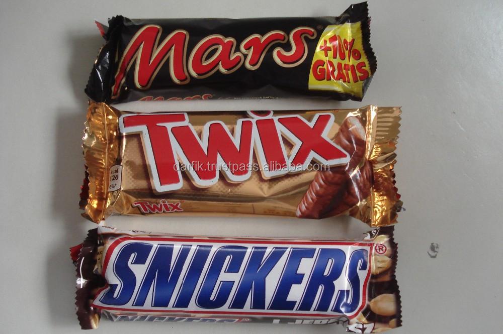 Confitería, Chocolate marcas