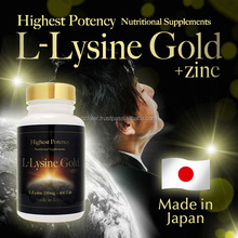Reliable and Popular zinc pill Hair regrowth supplement with multiple functions made in Japan