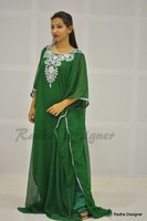 lace sleeve long dress Latest Middle East Kaftan Abaya Islamic loose maxi dress Malaysia Indonesia Muslim women long dress m372