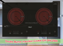 2 Burner Ceramic Cooker Touch Control( EH-DHL2000A)