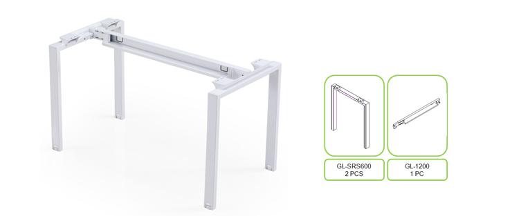 office furniture legs. Assembling For Desks As Below, Office Furniture Legs T