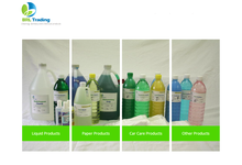 Home and Office Cleaning, sanitary, laundry, tissue products