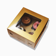 Cupcake Boxes 4 Cups