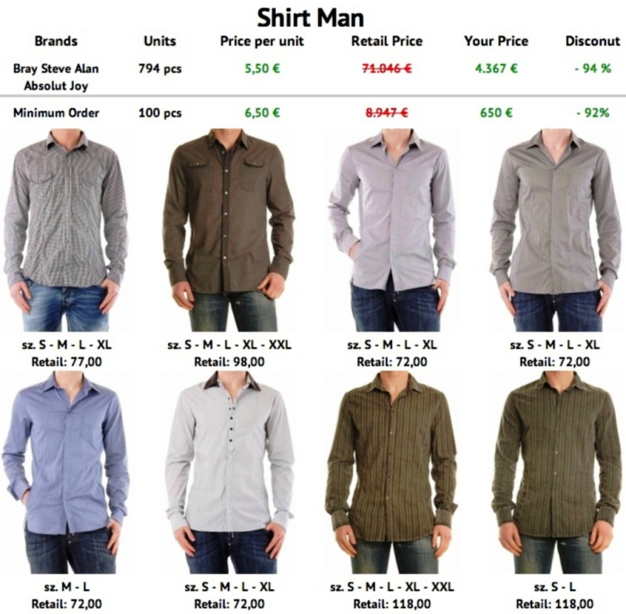 Man shirts fall winter brands 39 bray steve alan 39 and for Italian dress shirts brands