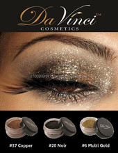 Buy Da Vinci Cosmetics - Organic Mineral Eye Shadow - Get Free Marketing Material