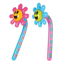 """36"""" SMILELY FACE FLOWER INFLATE"""