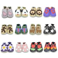 Zapatos de bebé suaves únicos