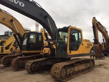 Nice working Volvo Excavator, used excavator EC210B for sale