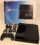 For Brand New Sony PLAYSTATION PS4 500GB WITH COMPLETE ACCESSORIES