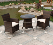 Rattan Chairs and Tables, Garden Rattan Set