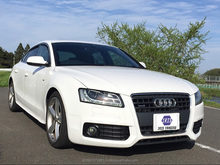 Durable high quality used Audi A5 SportBACK car auction at reasonable price