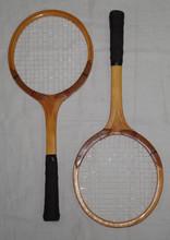 Vintage & Old Wooden Tennis Rackets / Promotional Tennis set / Tennis Set
