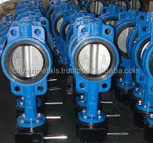 GEAR OPERATED LUGGED TYPE BUTTERFLY VALVE