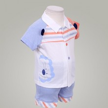baby clothes 2015 summer modern cute two-piece wholesale