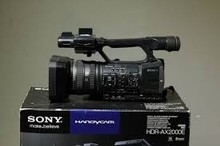 Buy 3 units and get 1 unit free For New SONY HDR-AX2000 Professional HD Camcorder