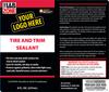 Private Label Tire and Trim Sealant