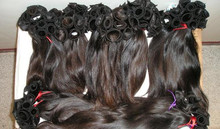 Factory Wholesale High Quality Cheap Human Hair Extensions Buy One Get One Free.