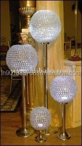 Crystal Candelabra, crystal centerpiece