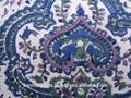 100% algodón de la india jaipur handblock sanganeri imprimir diseñador de la tela para el vestido de material