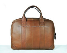 Genuine leather laptop bags