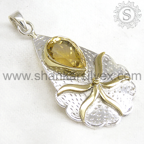 Citrine 925 wholesaler silver jewelry online silver for Best place to sell jewelry online