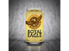 Royal Eagle Non Alcoholic Malt Beverage