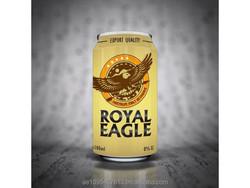 Royal Eagle Non Alcoholic Malt Beverage