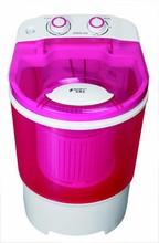 home use mini twin tub washing machine