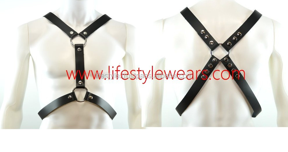 harness mens leather harness half harness harness buy mens leather