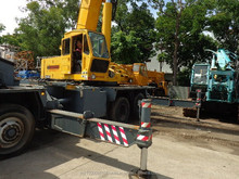 50ton mobile crane for sale, Kato NK500 from Japan