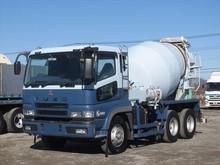 Mitsubishi Fuso Super Great Cement Mixer Truck - Right Hand Drive - Stock no:11363