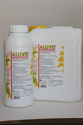 Garlic+Eukaliptus RESPIMAXX 100% natural liquid supplement for poultry, pigs, cattle, rabbits and horses